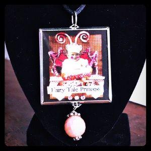 Fairy Tale Princess Charm Necklace